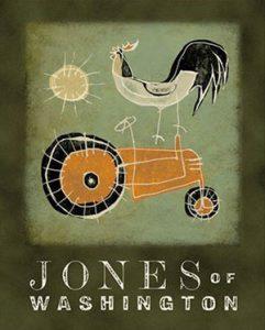 Jones of Washington Logo